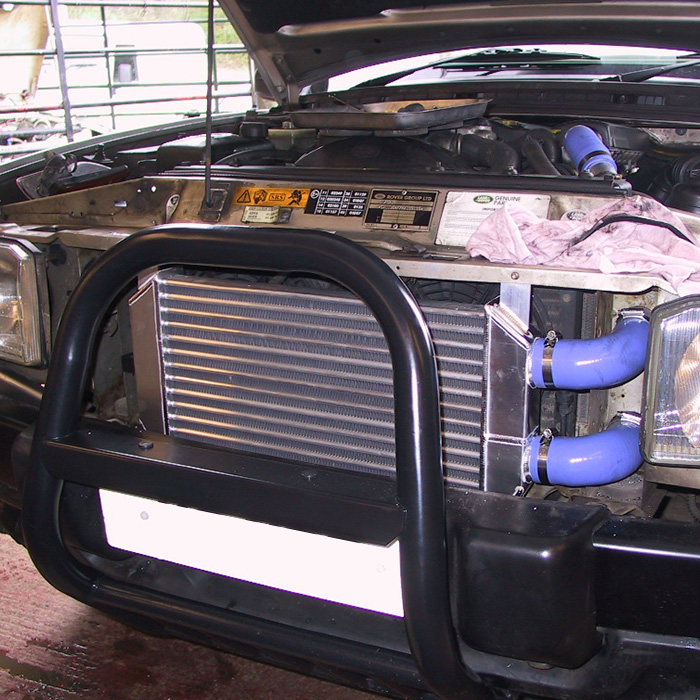 Discovery 300 Tdi Uprated Intercooler Air Con Manual