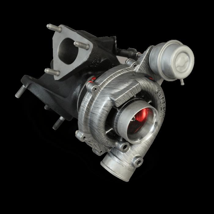 Performance Turbochargers: Discovery Td5 Hybrid Turbocharger