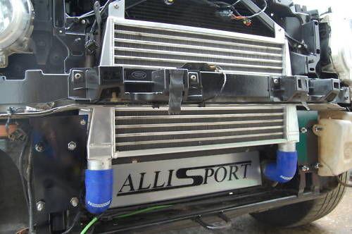 Allisport Discovery 3 Tdv6 Off Road Intercooler Kit