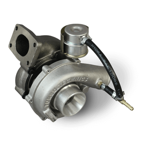 VGT & Hybrid Turbochargers