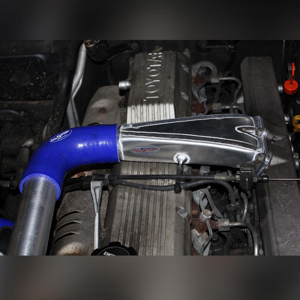 Toyota Land Cruiser 80 Series 4 2 12V intercooler