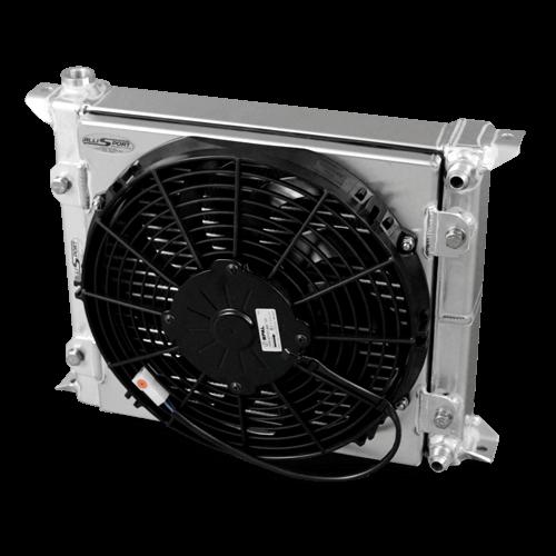 Racing Transmission Fluid Cooler : High performance oil cooler suitable for engine or